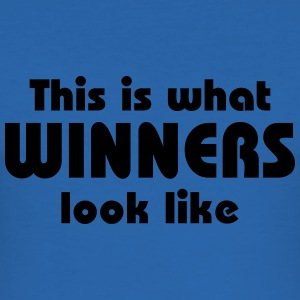 This is what winners look like T-shirts - slim fit T-shirt