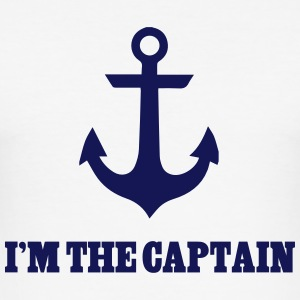 Captain T-Shirts - Men's Slim Fit T-Shirt