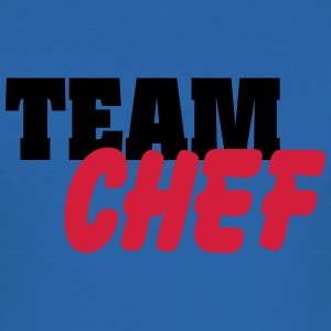 Team chef T-Shirts - Men's Slim Fit T-Shirt