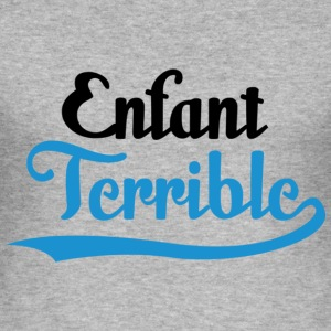 Enfant Terrible (dd)++ T-shirts - Herre Slim Fit T-Shirt
