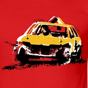 StockCar T-Shirts - Men's Slim Fit T-Shirt