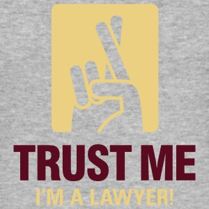 Trust Me Lawyer 1 (2c)++ T-Shirts - Men's Slim Fit T-Shirt
