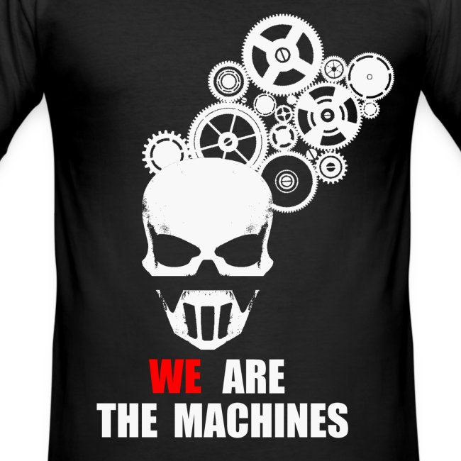 We Are Machines - Moulant