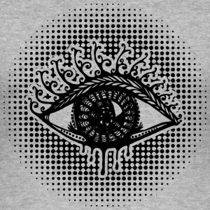 Eye, symbol protection, wisdom, healing & strength T-shirts - Slim Fit T-shirt herr