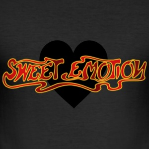 Sweet Emotion 2 T-Shirts - Men's Slim Fit T-Shirt