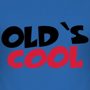 Old's cool T-Shirts - Men's Slim Fit T-Shirt