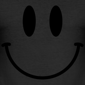 Smiley_V17 T-shirts - slim fit T-shirt