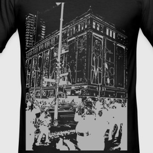 Streetview Vancouver T-shirts - slim fit T-shirt