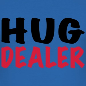 Hug Dealer T-shirts - Slim Fit T-shirt herr