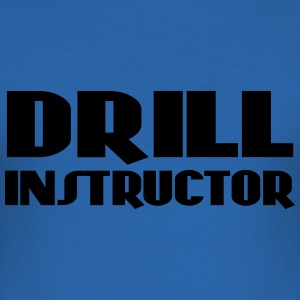Drill Instructor T-shirts - slim fit T-shirt