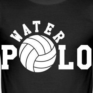 Water Polo T-Shirts - Men's Slim Fit T-Shirt