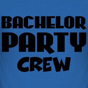 Bachelor Party Crew Tee shirts - Tee shirt près du corps Homme