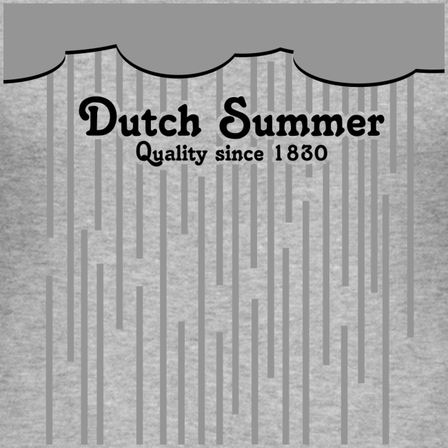 Dutch Summer shirt ( regen )