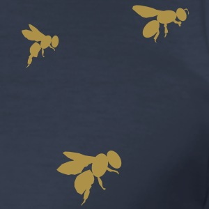 Bees T-Shirts - Men's Slim Fit T-Shirt