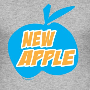 New apple T-shirts - slim fit T-shirt