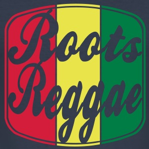 roots reggae T-skjorter - Slim Fit T-skjorte for menn