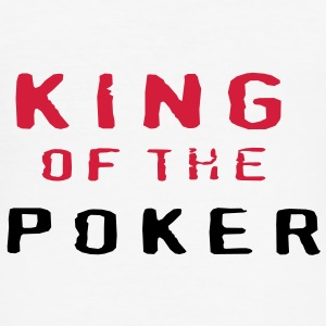 King of the Poker - Tee shirt près du corps Homme