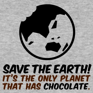 Save The Earth 2 (2c)++ Tee shirts - Tee shirt près du corps Homme