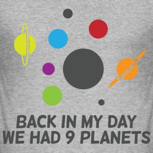 Back In My Day 2 (dd)++ T-Shirts - Männer Slim Fit T-Shirt