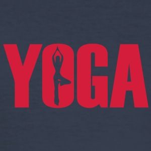 yoga T-Shirts - Men's Slim Fit T-Shirt