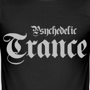 psychedelic trance T-shirts - slim fit T-shirt
