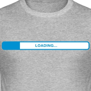 Loading (2c)++ T-Shirts - Men's Slim Fit T-Shirt