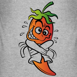 Chilli Pepper (dd)++ T-shirts - Herre Slim Fit T-Shirt