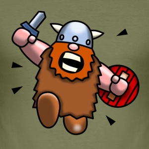 Wild Viking T-Shirts - Men's Slim Fit T-Shirt