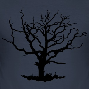 dead_tree T-Shirts - Männer Slim Fit T-Shirt