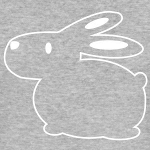 Bunny/Hase T-shirts - Herre Slim Fit T-Shirt