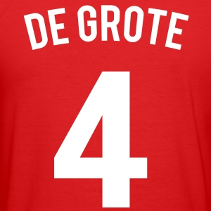 De Grote 4 T-shirts - slim fit T-shirt
