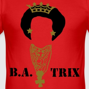 Koninginnedag BAtrix T-shirts - slim fit T-shirt