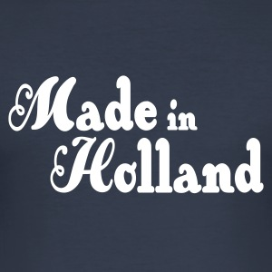 Made in Holland T-shirts - Slim Fit T-shirt herr