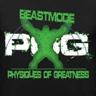 Design ~ Beastmode Beast (White Letters)
