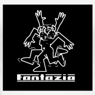 Design ~ Fantazia dancing man t-shirt