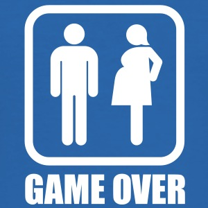 Game over - enceinte Tee shirts - Tee shirt près du corps Homme