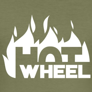 hot_wheel T-Shirts - Männer Slim Fit T-Shirt