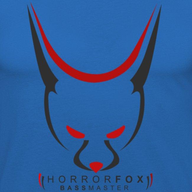 HorrorFox Simple Slim-Fit Men's Tee