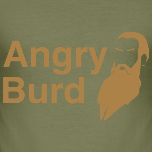 Angry Burd T-shirts - slim fit T-shirt