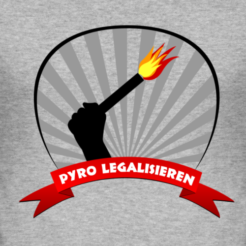 Legalize pyrotechnics