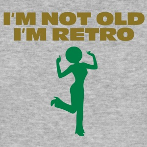 Im Not Old 3 (2c)++ T-shirts - Slim Fit T-shirt herr