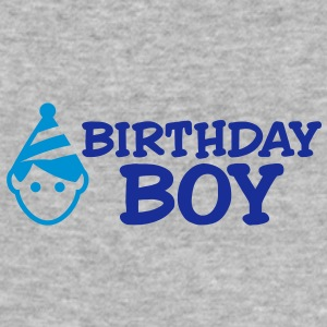 Birthday Boy 2 (2c)++ T-shirts - Herre Slim Fit T-Shirt