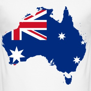 Australie T-shirts - slim fit T-shirt