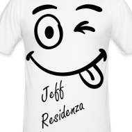 Ontwerp ~ Men Slimfit: Jeff Residenza - Just kidding Smiley