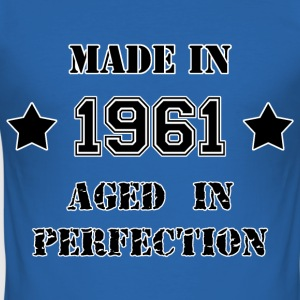 Made in 1961 Tee shirts - Tee shirt près du corps Homme