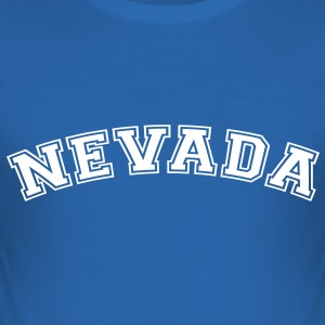 Nevada T-Shirts - Männer Slim Fit T-Shirt
