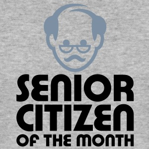Senior Citizen 7 (2c)++ T-shirts - Slim Fit T-shirt herr