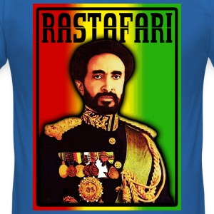 rastafari T-Shirts - Men's Slim Fit T-Shirt
