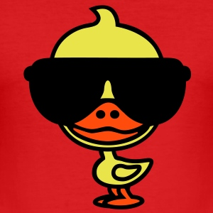 Cool Duck T-shirts - Herre Slim Fit T-Shirt