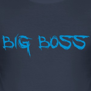 big boss - Männer Slim Fit T-Shirt